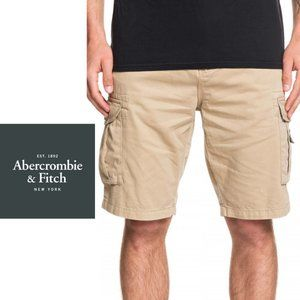 Abercrombie & Fitch Classic Cargo Shorts - Size 32